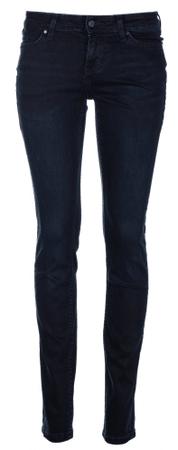 Mustang dámské jeansy Jasmin 26/32 tmavo modrá