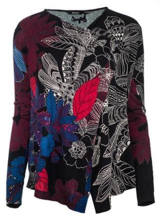 Desigual ženski pulover Mireia, XS, večbarven