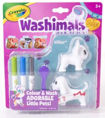Albi Crayola - Washimals Psi