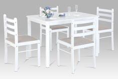 Set 1+4,  barva bílá JSETAUT-6060 WT