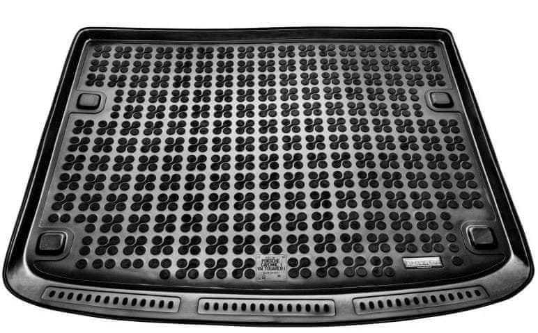 REZAW-PLAST Vana do kufru, pro VW Touareg 2003-2010, Porsche Cayenne 2002-2010, černá