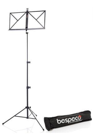 Bespeco MS-1 BK Notový stojan