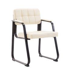 BHM Germany Konferenční židle s područkami Landet kůže