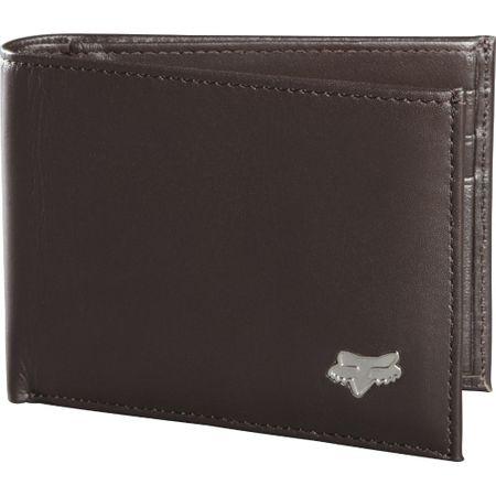 FOX pánská hnědá peněženka Bifold Leather