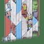 1 - Graham & Brown tapeta Marvel Wood Panel