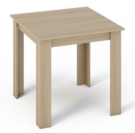 Jídelní stůl CONGO 80x80 sonoma