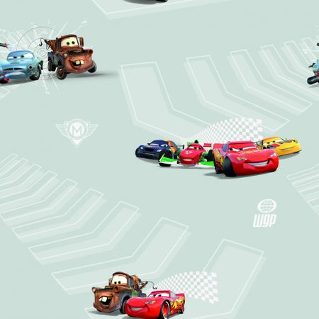 Graham & Brown tapeta Cars 2