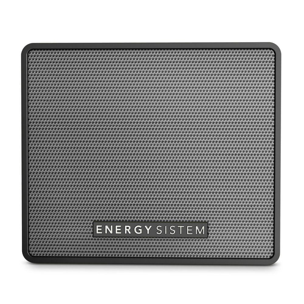 Energy Sistem Music Box 1+ přenosný reproduktor, tmavě šedá