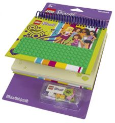 LEGO Notebook with LEGO Stud Cover