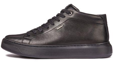 Geox moški čevlji Deiven, črni, 40