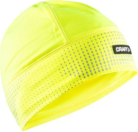 Craft Sapka Brilliant 2.0 sárga S-M