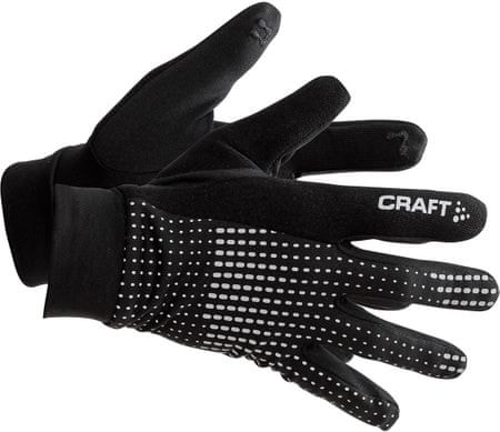Craft Rukavice Brilliant 2.0 Thermal černá M