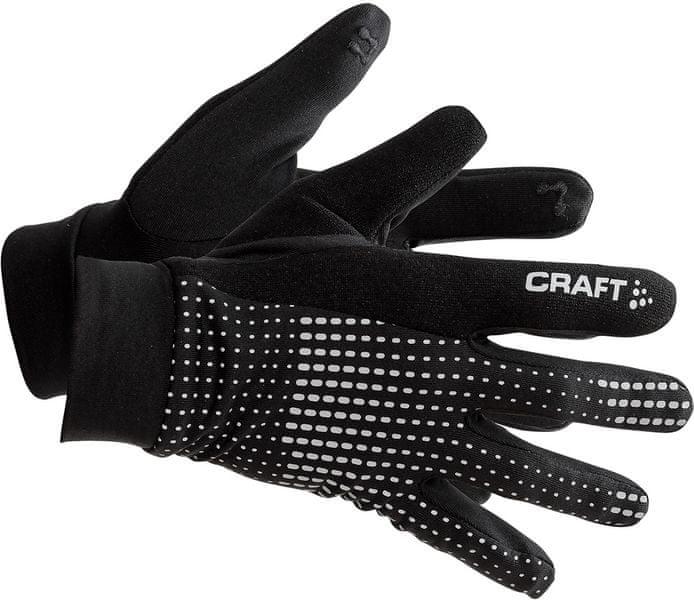 Craft Rukavice Brilliant 2.0 Thermal černá XL
