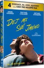 Dej mi své jméno   - DVD