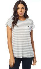 FOX dámské tričko Striped Out Crew
