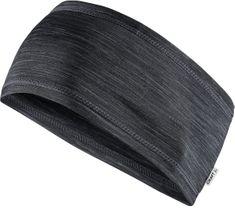 Craft Čelenka Melange tmavě šedá