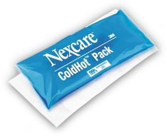 Nexcare ColdHot Clasic vrečka za hlajenje/gretje, 10x25cm