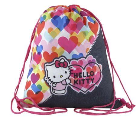 Vrečka za športno vzgojo Hello Kitty 17454