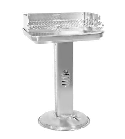 TimeLife grill kolumnowy, 51 × 35 cm