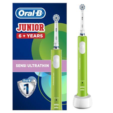 Oral-B elektryczna szczoteczka do zębów JUNIOR PRO 6+