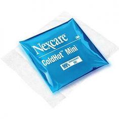 Nexcare ColdHot Mini vrečka za lajšanje bolečin, 10x10cm