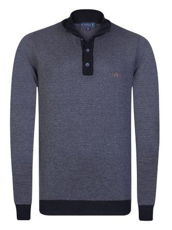 Sir Raymond Tailor sweter męski Caddie M ciemnoszary