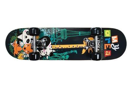 Area Safari skateboard