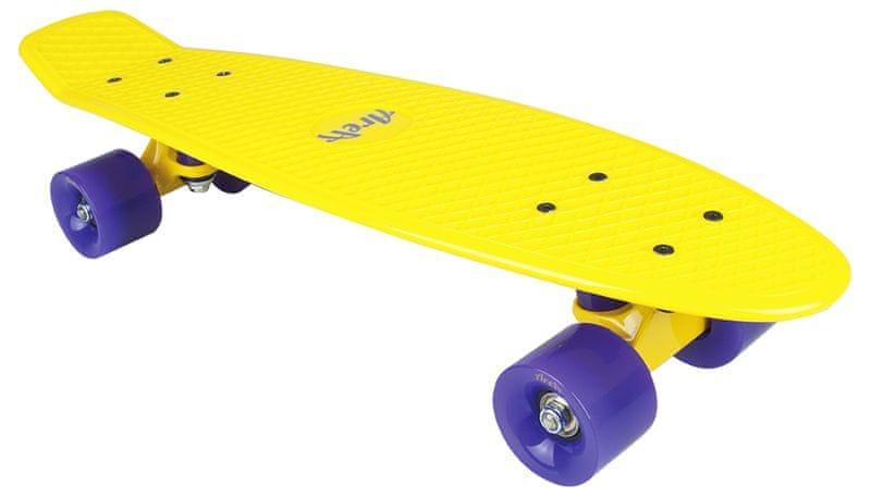 Area candy board - žlutý