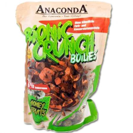 Anaconda Boilies Bionic Crunch Banana Split 1 kg, 20 mm