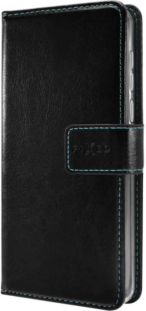 FIXED Pouzdro typu kniha FIXED Opus pro Honor 7A, černé FIXOP-298-BK