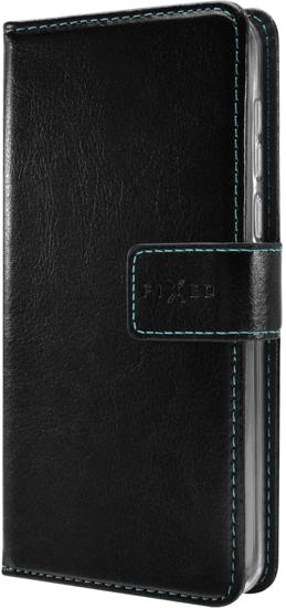 FIXED Könyv alakú tok FIXED Opus Honor 7A, FIXOP-fekete 298-BK