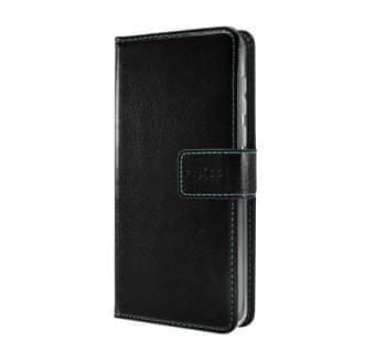 Fixed Pouzdro typu kniha FIXED Opus pro Huawei Y6 Prime (2018), černé FIXOP-294-BK
