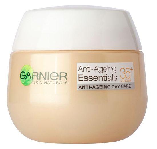Garnier dnevna krema Skin Naturals Essentials 35+, proti prvim gubam, 50 ml