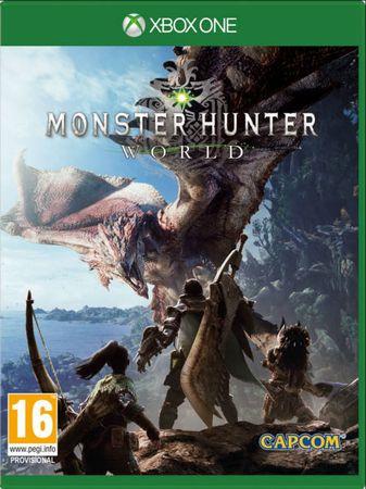 Monster Hunter: World (XONE)