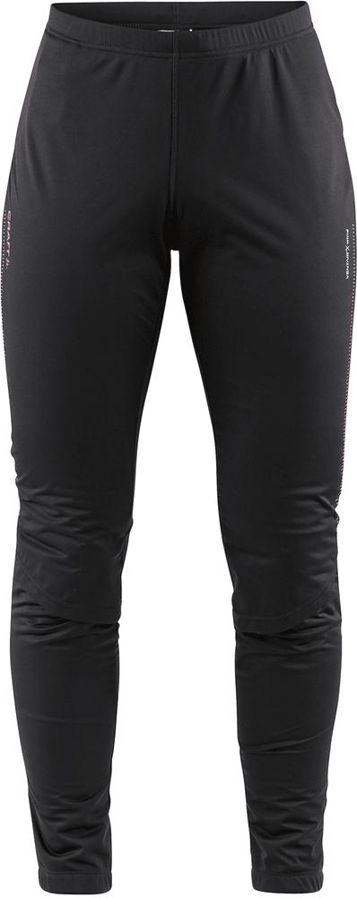 Craft Kalhoty Storm 2.0 černá s růžovou S