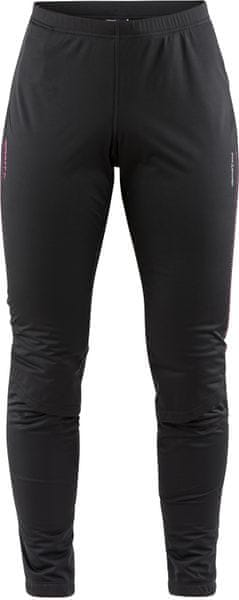 Craft Kalhoty Storm 2.0 černá s růžovou M