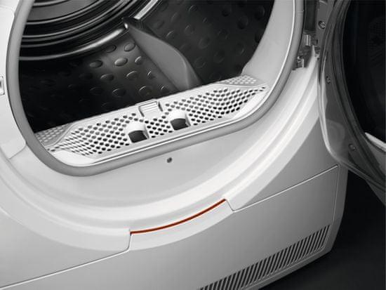 AEG sušička prádla AbsoluteCare T8DEA68S + 10 let záruka na motor