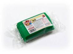 Kelmy Potahovací hmota 100 g - zelená