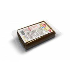 Kelmy Potahovací hmota 250 g - v čokoládové barvě