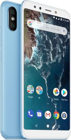 Xiaomi Mi A2 Blue, 4GB/32GB, Global Version
