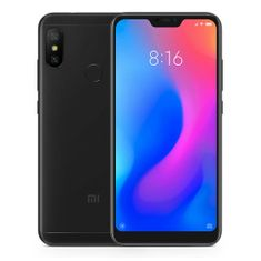 Xiaomi Mi A2 Lite Black 4GB/64GB, SK LTE, Global Version
