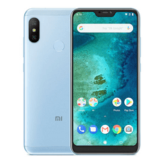 Xiaomi Mi A2 Lite Blue 3GB/32GB, CZ LTE, Global Version