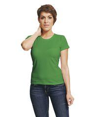 Cerva Tričko s krátkym rukávom Surma Lady dámske zelená XS