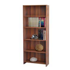 Knihovna K61613-I, ořech