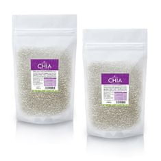 Allnature Chia semínka 1000 g + 1000 g ZDARMA