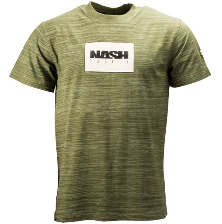 Nash Tričko Green T-Shirt S