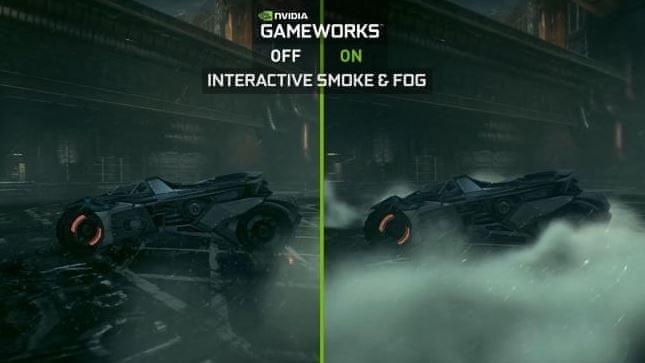 VR és NVIDIA GameWorks