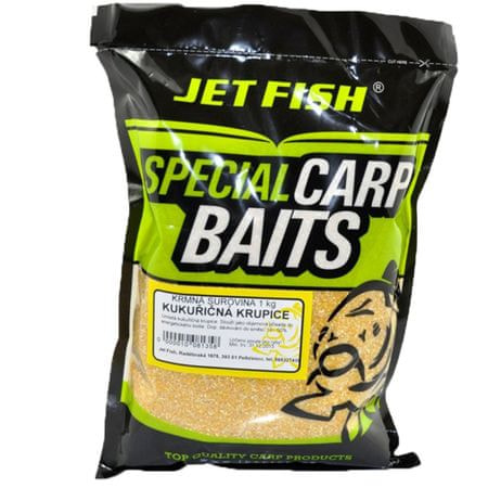 Jet Fish Kukuričná Krupica 1 kg