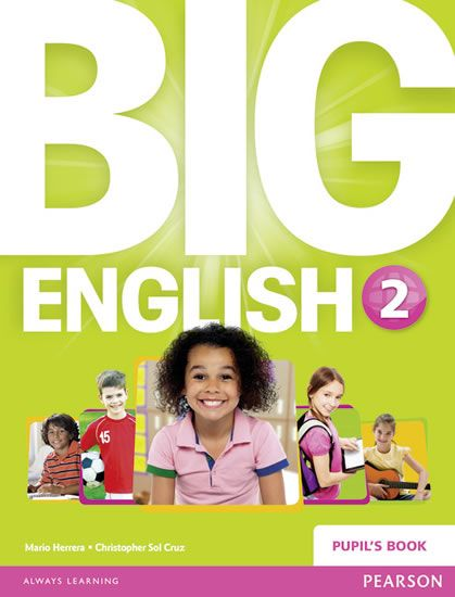 Herrera Mario: Big English 2 Pupil´s Book