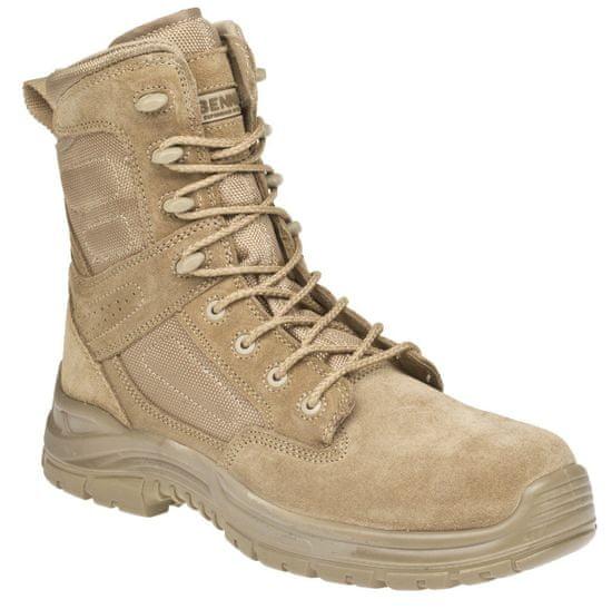 Bennon Taktická vysoká obuv Desert Light O1